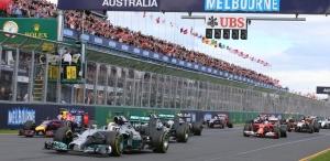2014 Australian GP Grid - Copyright: grandprix.com.au