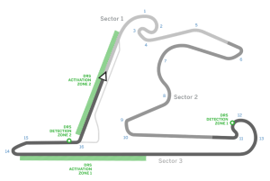 Official Shanghai International Circuit track guide. From Formula1.com