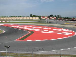 Circuit de Catalunya turn 10 by Isaac Bordas