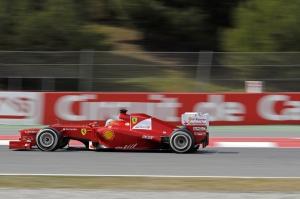 Fernando Alonso - Spanish Grand Prix 2012 - copyright Sara