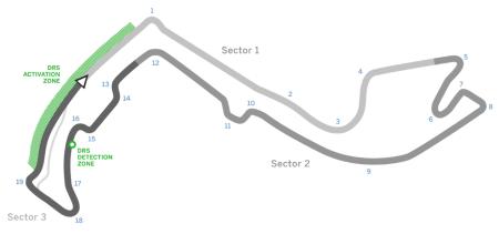 2014 Monaco GP circuit guide. Copyright: Formula1.com