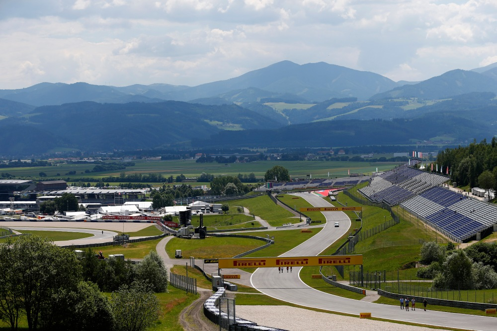 Red Bull Ring, Spielberg, Austria. Thursday 19 June 2014. World Copyright: Steven Tee/LAT Photographic. ref: Digital Image _X0W0735