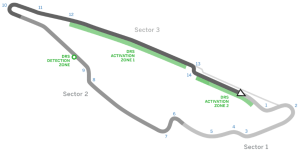 Circuit Gilles Villeneuve track guide - Copyright: Formula One