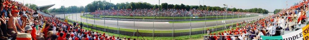 Monza Parabolica - copyright woolennium