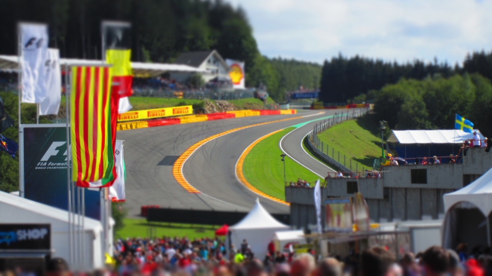 Spa-Franchorchamps, Eau Rouge - Copyright: Paul D'Ambra
