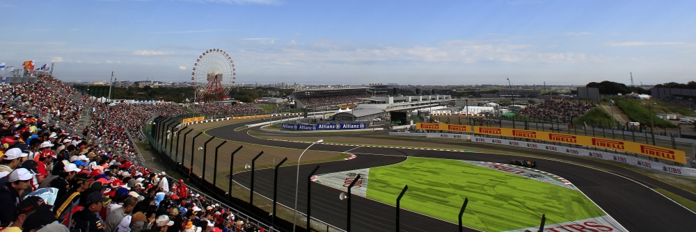 Suzuka - Japanese GP 2012 - Copyright-Charles Coates:LAT Photographic