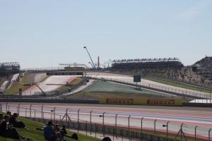 COTA Turn 1 - USGP 2012 - Copyright: Rachel Clarke