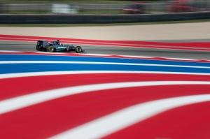Lewis Hamilton, US Grand Prix 2014 - Copyright Dave Wilson