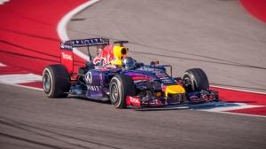 Sebastian Vettel - USGP 2014 - Copyright: Joe McGowan