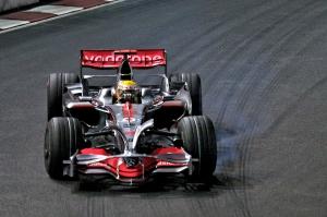Lewis Hamilton 2008 Singapore GP - Copyright Jimmy Liew