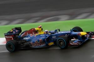 Sebastian Vettel 2012 British GP - Copyright Paul Williams