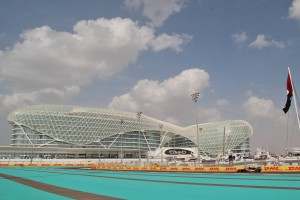 Abu Dhabi Grand Prix. Copyright: Force India.