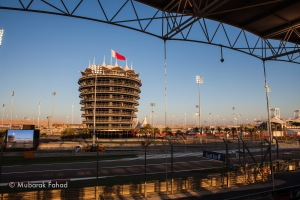 Bahrain International Circuit - credit Mubarak Fahad