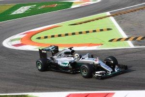 Lewis Hamilton, Italian GP Practice 2016. Copyright: Mercedes AMG F1 Team.