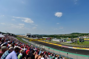 Hungarian Grand Prix. Copyright Force India F1 Team