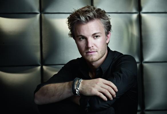 Nico Rosberg of Mercedes-Benz AMG Petronas Formula One Team