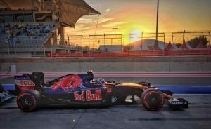 Max Verstappen - 2016 Bahrain GP - Credit Mubarak Fahad