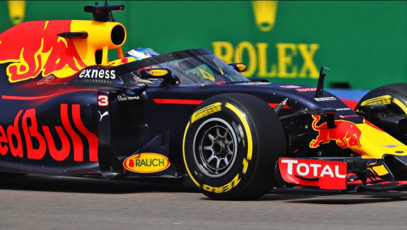 Red Bull's Aeroscreen - Photo copyright Red Bull Racing Team