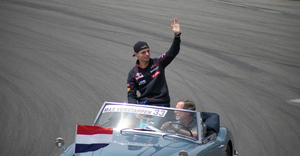 Max Verstappen - Victor Belisle