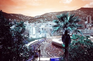 Monaco Grand Prix overview - Credit Kilgub
