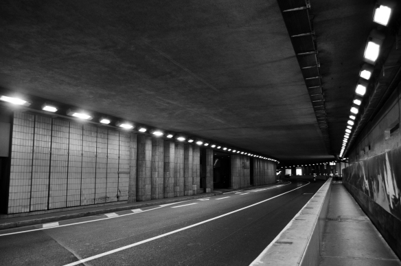 Monaco Grand Prix tunnel - Credit Matthew Riley