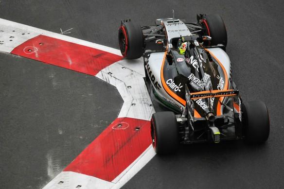 European Grand Prix 2016 - Photo copyright Force India F1 Team