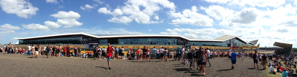 The Silverstone Wing. Credit: Jon Large
