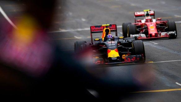 Verstappen - Copyright Red Bull Racing F1 Team