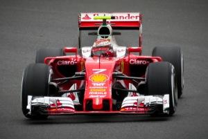 Kimi Raikkonen, Ferrari. Photo Credit: Jen_Ross83