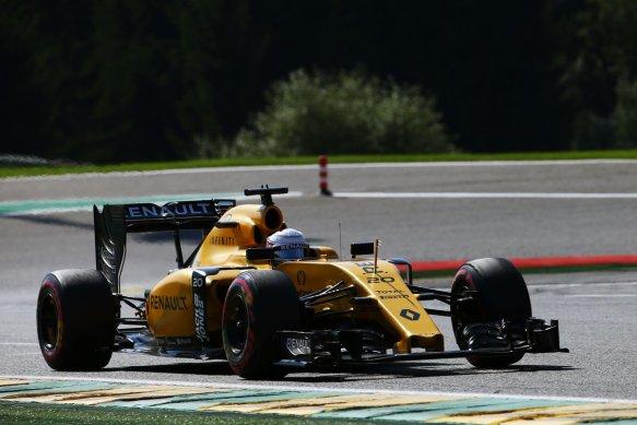 Magnussen - Renault