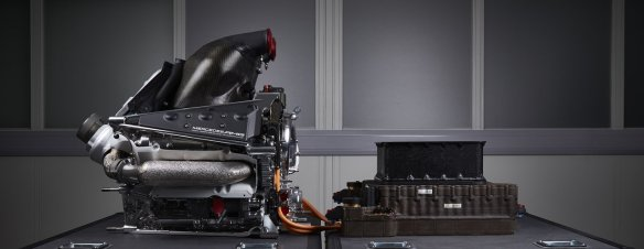 Mercedes-Benz power unit