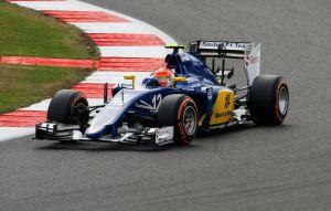 Felipe Nasr (BRA), during the 2016 British Grand Prix. Photo Credit: Franziska.