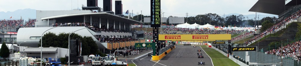 Suzuka International Racing Course, home to the Japanese Grand Prix. Copyright: Force India F1 Team