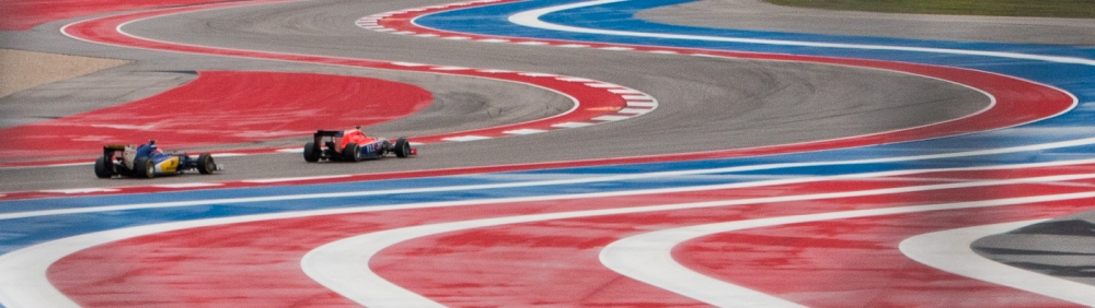 Circuit of the Americas, 2015 United States Grand Prix. Copyright: Kim Benson