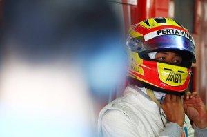 Rio Haryanto. Copyroght: Manor Racing
