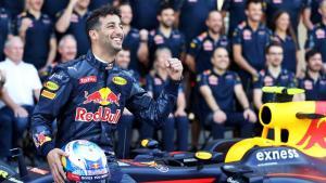 Daniel Riccardo. Copyright: Red Bull Racing.