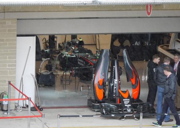 Alonso, McLaren, USGP 2015 - (c) Mike Boudreaux