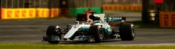 Hamilton AusGP 2017 - Mercedes