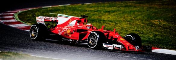 Raikkonen - (c) Ferrari