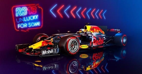 RB13 - Red Bull