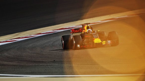 Ricciardo quali bahrian 2017 red bull
