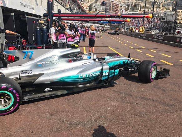 Bottas - FP1 - Mercedes