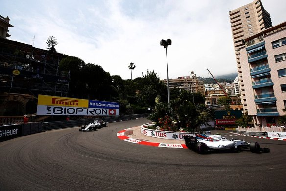 Massa leads Stroll in FP2 - Williams