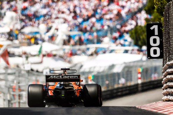 Monaco McLaren