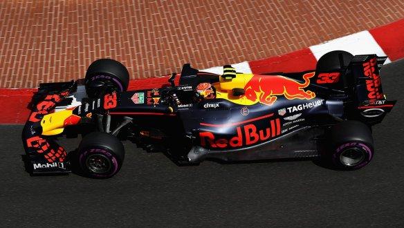 Verstappen FP3 Red Bull