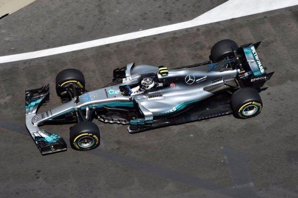 Bottas - Mercedes https-::twitter.com:MercedesAMGF1:status:878994633753317382