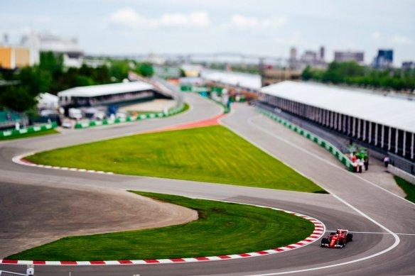 Vettel Fp2 - ferrari