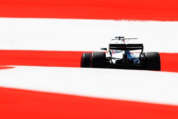Massa FP1 - https-::twitter.com:WilliamsRacing:status:883253071773675520