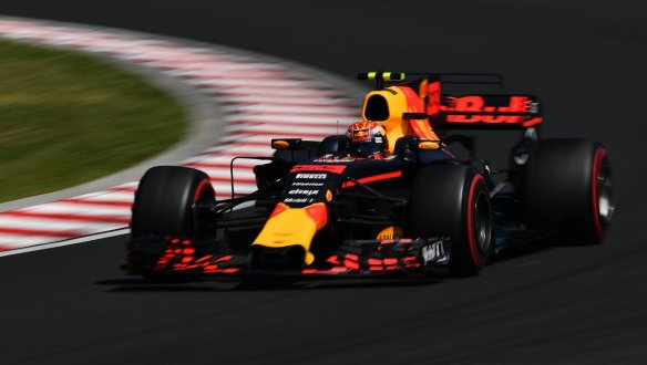 Verstappen - Hungarian GP - https-::twitter.com:redbullracing:status:891633299021484035