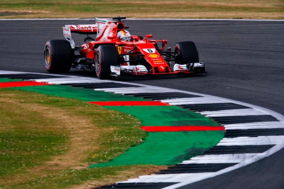 Vettel - https-::twitter.com:ScuderiaFerrari:status:886561224539987968